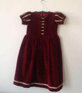 Princess Dress Front